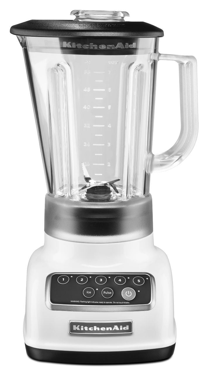 Kitchenaid Classic 5-Speed Blender - White KSB1570WH