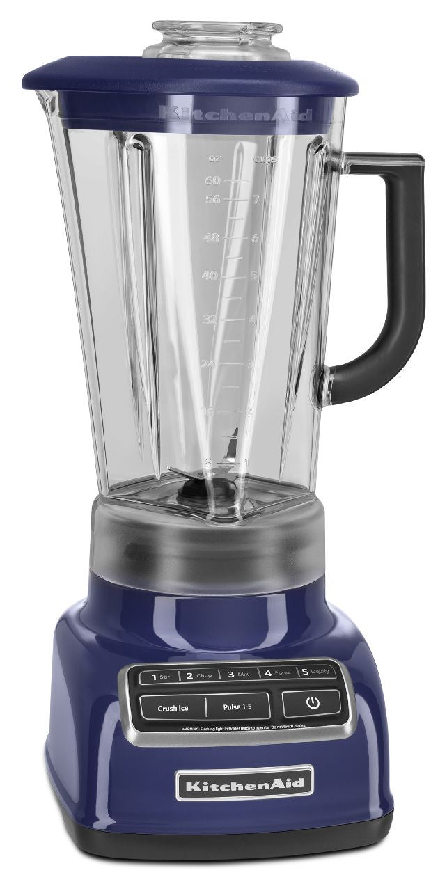 Kitchenaid 5-Speed Diamond Blender - Cobalt Blue KSB1575BU