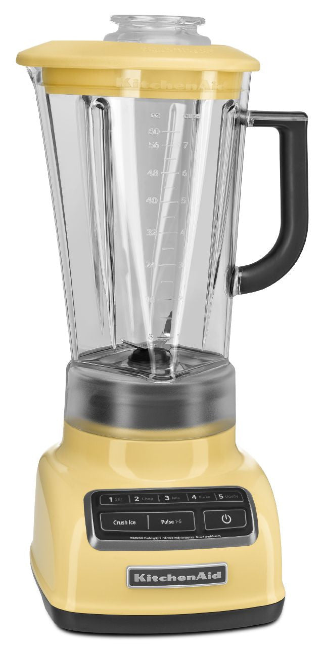 Kitchenaid 5-Speed Diamond Blender - Majestic Yellow KSB1575MY
