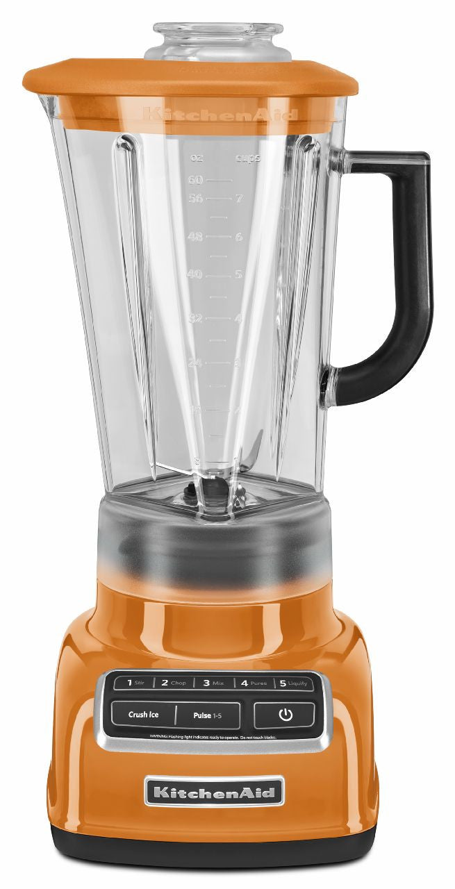 Kitchenaid 5-Speed Diamond Blender - Tangerine KSB1575TG