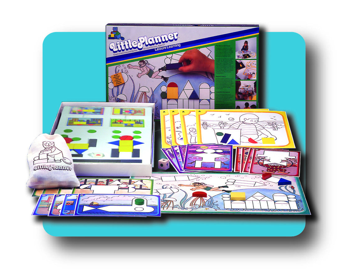 Leisure Learning Products MightyMind Little Planner 41400
