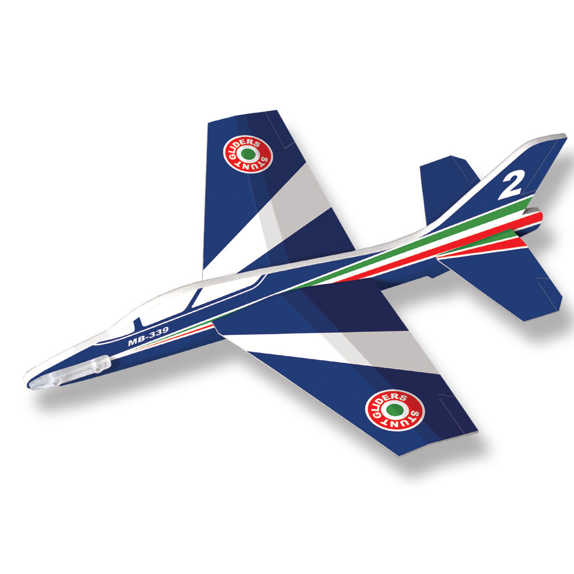 Be Amazing Toys MB-339 Stunt Glider