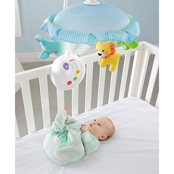9f49447939770 Fisher Price Precious Planet™ 2-In-1 Projection Mobile N8849