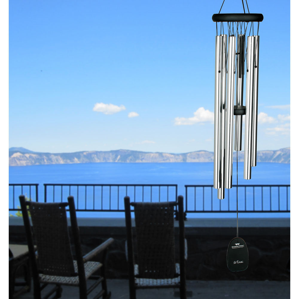Woodstock Pachebel Canon Chime - Silver PCC
