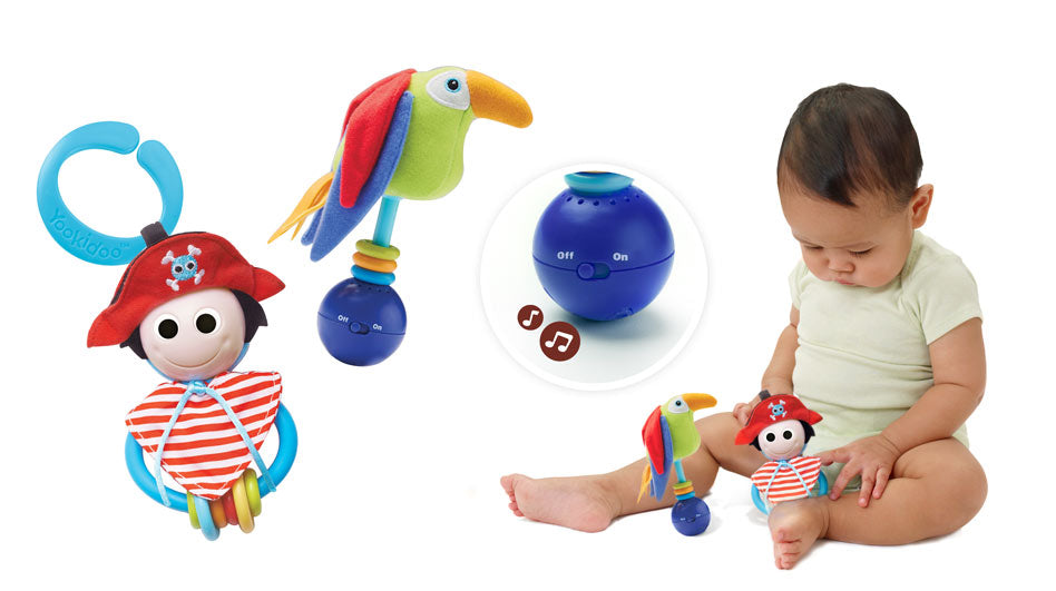Yookidoo Pirate Play Set 40118