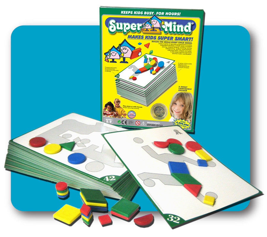 Leisure Learning Products Supermind 40200