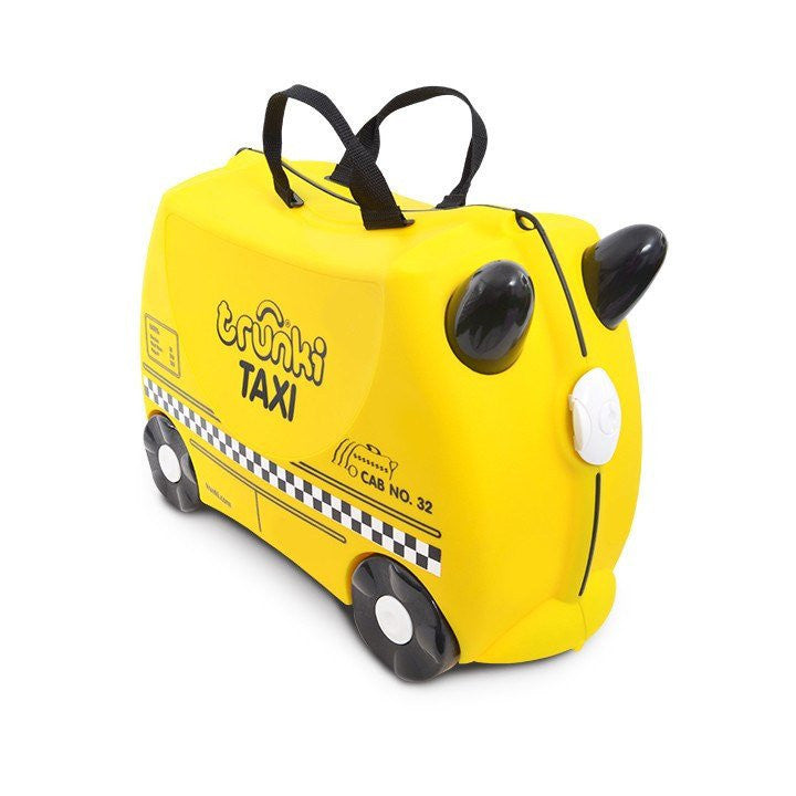 Trunki The Original Ride-On Suitcase - Tony The Taxi