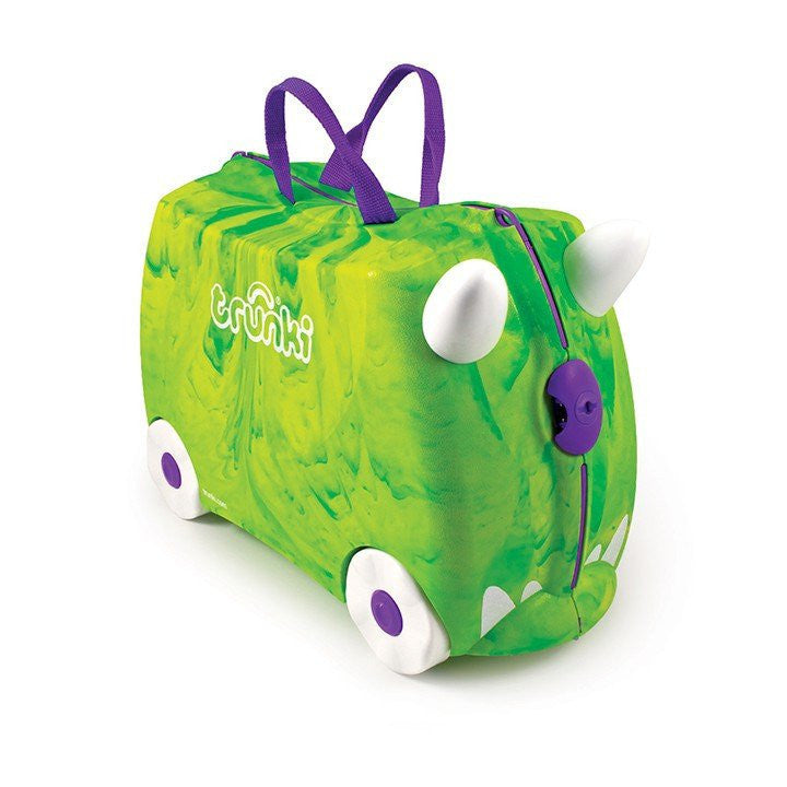 Trunki The Original Ride-On Suitcase - Trunkisaurus Rex
