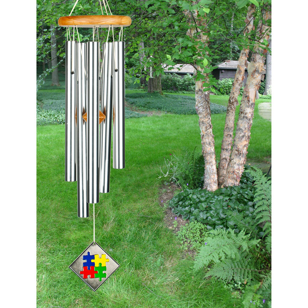 Woodstock Chimes for Autism WAUT