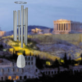 Woodstock Windsinger Chimes of King David - Silver WWKD