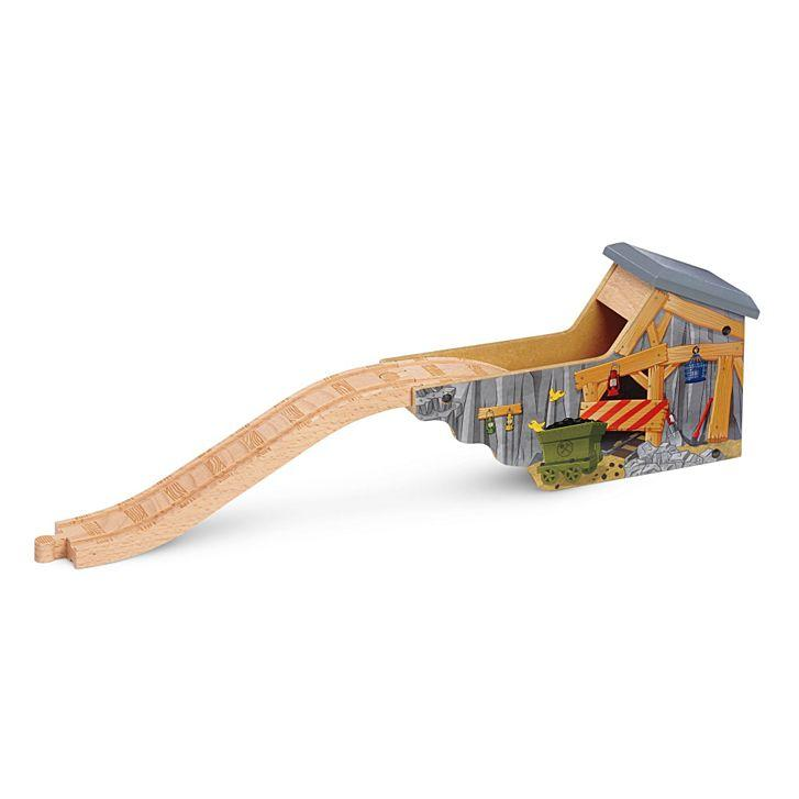 Fisher Price Thomas the Tank Engine wooden rail series mine tunnel Y4415
