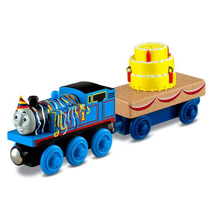 Fisher Price Thomas & Friends™ Wooden Railway Happy Birthday Special Y4501