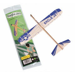 "Be Amazing Cadnet (12 "" Balsa Hand Launch) Sky Blue Flight Z001"