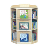 Guidecraft Classroom Furniture - Corner Book Nook G97019