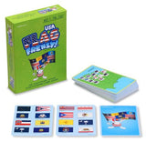 GeoToys Flag Frenzy Usa