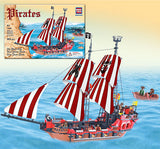 Brictek Big Pirate Ship 16000 - Discontinued