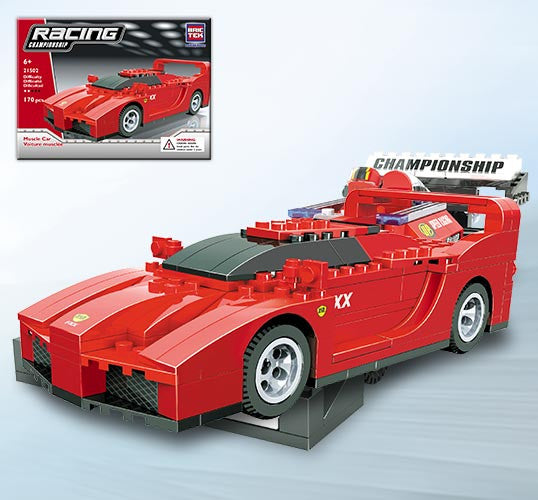 Brictek Muscle Car 21502