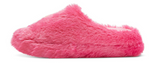 Girls' Shopkins™ Lippy Lip Plush Slide Slippers