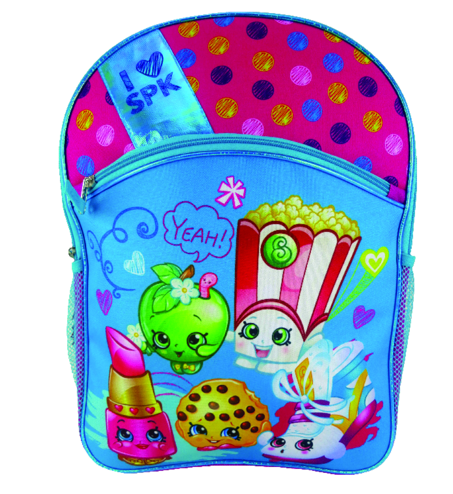 Shopkins – 16'' Selfies LG Backpack