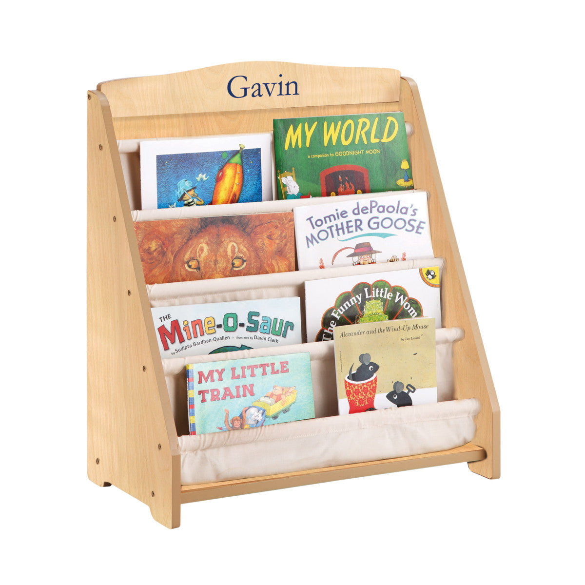 Guidecraft Expressions Book Display: Natural G87202