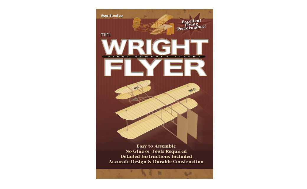 Be Amazing Toys Mini Wright Flyer 9597