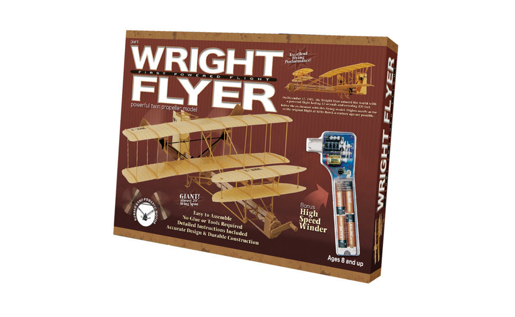 Be Amazing Toys Giant Wright Flyer with Winder 9890