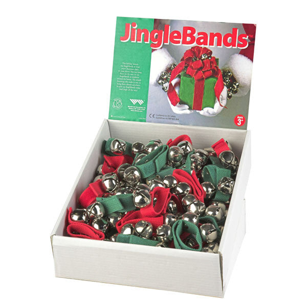 JingleBands - Christmas Assortment POP
