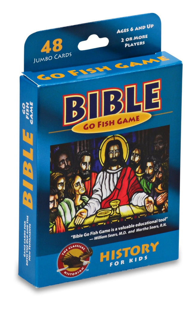 GeoToys Bible Go Fish Game