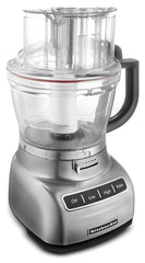 KitchenaidAid 13-Cup Food Processor with ExactSlice System - Brushed Chrome KFP1333BD