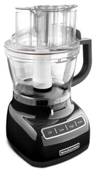 KitchenaidAid 13-Cup Food Processor with ExactSlice System - Onyx Black KFP1333OB