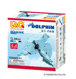 LaQ Marine World - Mini Dolphin LAQ002921 by LaQ Blocks