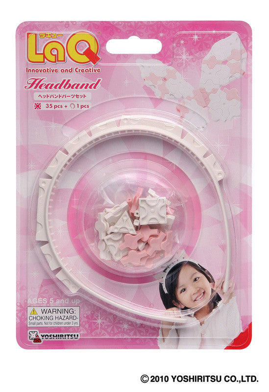 LaQ Headband Kit LAQ081032 - Discontinued