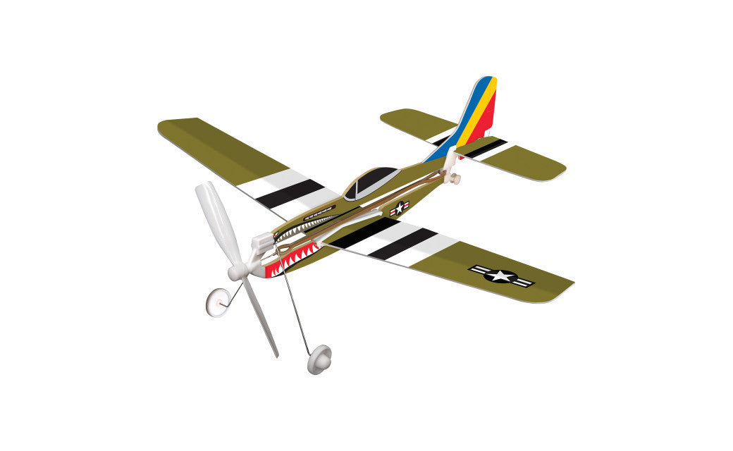 Be Amazing Toys P-51 Mustang 9865