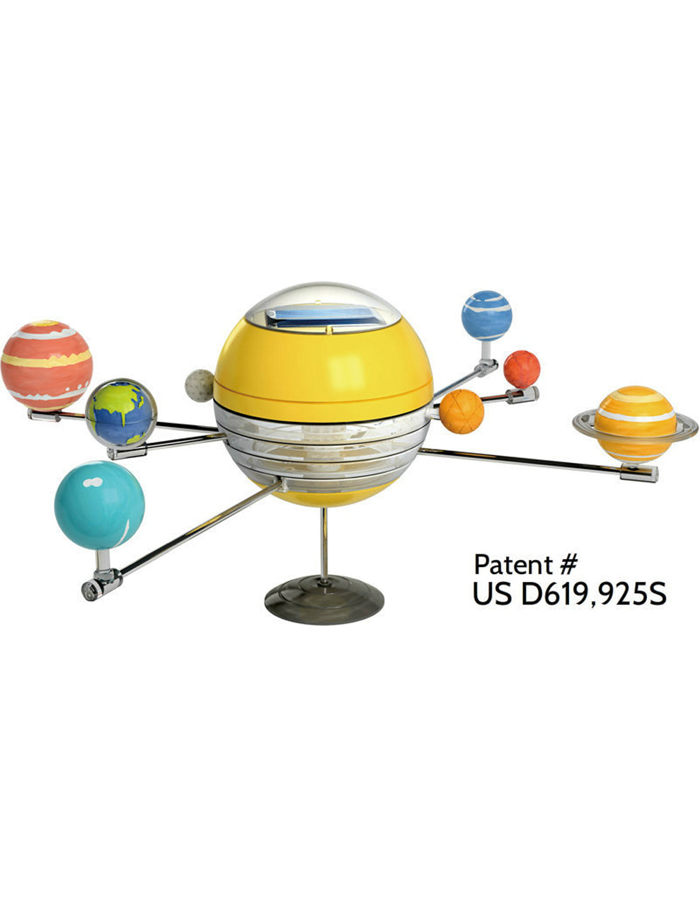 OWI Robot The Solar System-Mini Solar Kit owi-msk679
