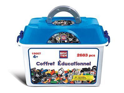Brictek Educational Pack 19007