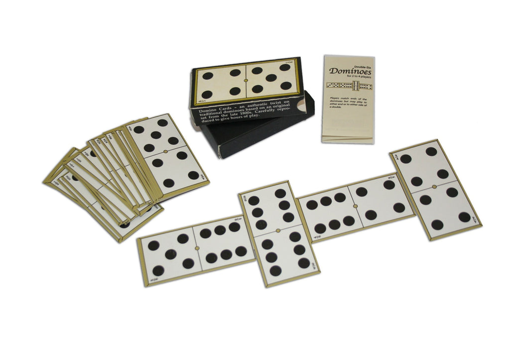 Perisphere and Trylon Domino Cards RG-10154