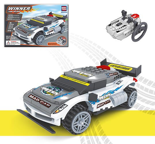 Brictek R/C - Racing Mad-Car 20208