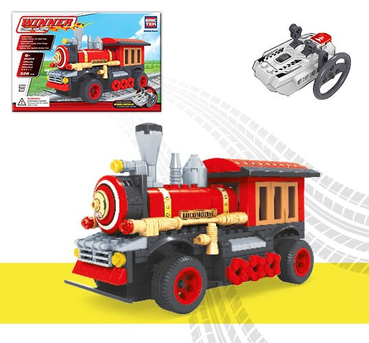 Brictek R/C - Train 20209