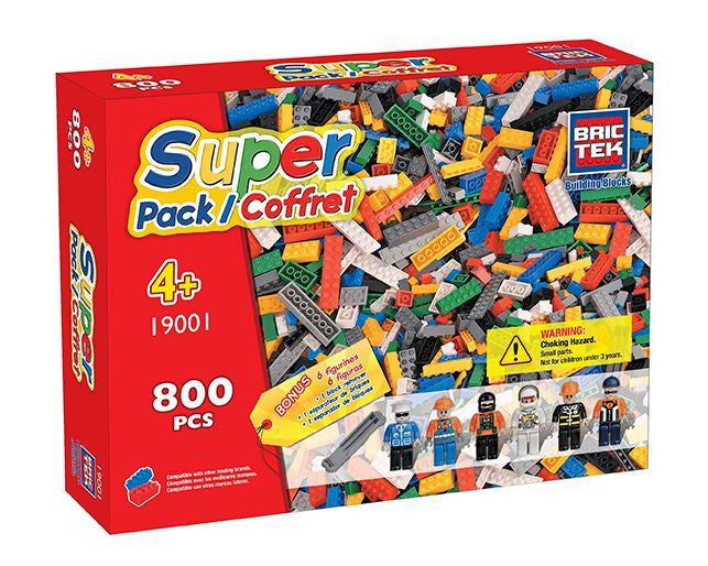 Brictek Super Pack 19001