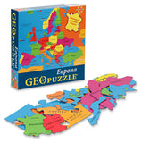 GeoToys Geopuzzle Europe (Russian)