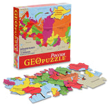 GeoToys Russia Puzzle (Russian)
