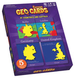 GeoToys Geocards Europe