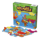 GeoToys Geopuzzle World