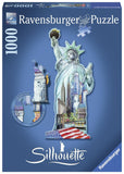 Ravensburger Adult Puzzles Shaped Puzzles - Statue of Liberty 16151