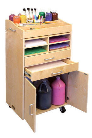 Guidecraft classroom Furniture - Universal Storage Box 2 G97044-2