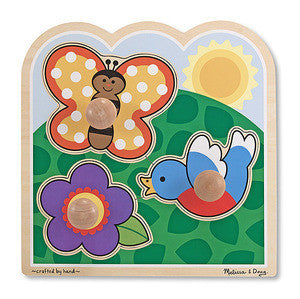 Melissa & Doug In The Garden - Jumbo Knob