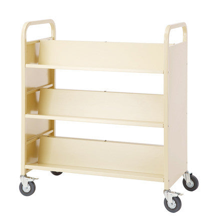 Guidecraft  Book Truck Pearl G99903