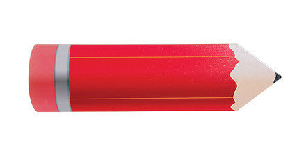 Guidecraft Personalized Wall Art - Pencil Red G6511