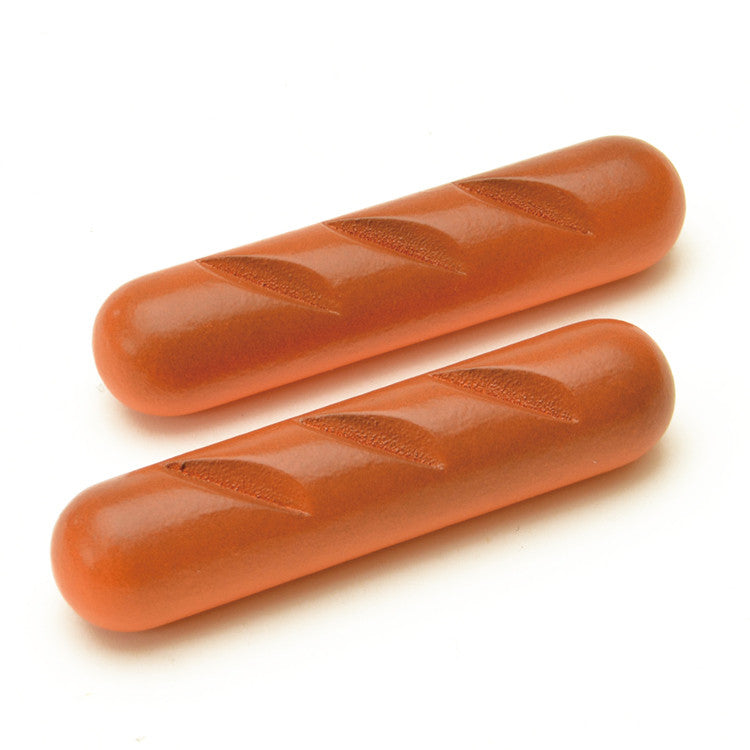 Woody Puddy Food - Sausage U05-0027 by Woody Puddy