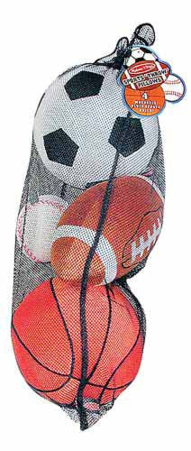 "Melissa & Doug Sports ""Throw"" Pillows 2179"